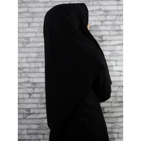 Medine İpeği Ferace Eşarbı (ince)