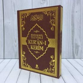 Tecvidli Kuran-ı Kerim...